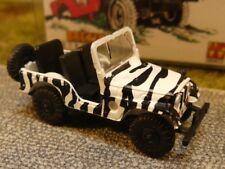 1/87 Brekina Jeep Universal Safari 58903