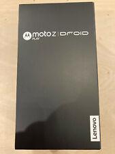 New listing Brand New Motorola Z Play Droid 32Gb Verizon/T-mo? Unlocked Black Smartphone