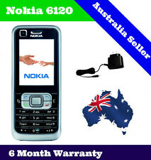~ NEW ~ 3G Nokia 6120c Mobile Phone Package | Unlocked | 12 Month Warranty