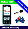 (NEW IN BOX) 3G Nokia 6120c Classic Mobile Phone | Unlocked | 12 Month Warranty