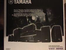 SIGILLATO YAMAHA YHT-1810 Home Cinema RRP £ 349 con garanzia.