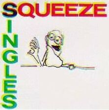 Squeeze Singles - 45's And Under  Us Lp