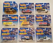 Mattel Hot Wheels Haulers Lot Set Of 9 New In Packages **Look!** (B4)