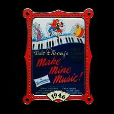 1946 'Make Mine Music!' Disney Trading Pin