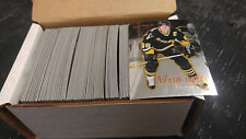 1995-96 Select Certified Complete Hockey Set 1-144