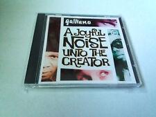 "GALLIANO ""A JOYFUL NOISE UNTO THE CREATOR"" CD 12 TRACKS COMO NUEVO"