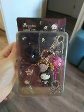TOKIDOKI X Hello Kitty Adios Mobile Phone Strap Charm Sanrio