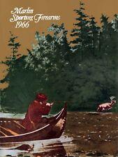 Marlin 1966 Firearms Catalog