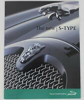 Jaguar The New S-TYPE Sales Brochure / Literature