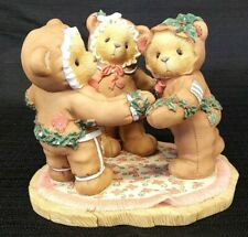 "Cherished Teddies, Sugar & Spice, ""A Special Recipe For Our Friendship"", 352586"