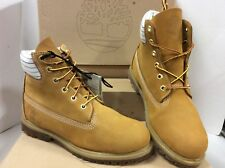 "Timberland 3713R Winter 6"" Premium Leather Women's Boots, Size UK 6 / EUR 39"