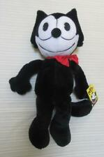 "Vintage Felix the Cat Large Plush Stuffed Animal 22"" Applause Determined 1988"