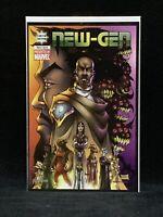 New-Gen #1/ Marvel Comic/ New Show/ Disney +/ Avengers/ Spider-Man/ New Gen