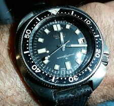 Seiko 6105-8119 Second-Series Diver in Top Shape