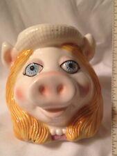 Miss Piggy Mug - Vintage Sygma Tastesetter Henson & Assoc