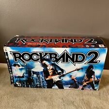PRE-OWNED Rock Band 2 Special Edition Bundle Set PS3 - Original Packing -no Game