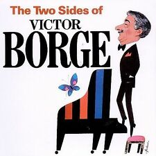 The Two Sides of Victor Borge - new cassette in original sealed wrap