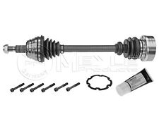 FOR AUDI A3 8L1 1.9 TDi DIESEL FRONT AXLE LEFT NEAR SIDE DRIVE SHAFT NEW MEYLE