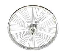 "Low Rider Lowrider Bike Bicycle 20"" Fan 72 Spoke Rear Free Wheel 14G Chrome"