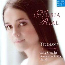 Telemann: Italian Opera Arias (CD, Oct-2011, DHM Deutsche Harmonia Mundi)