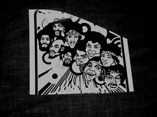 ORIGINAL 1970s FUNKADELIC 3 Publicity 8x10s Poster Printer's Copies