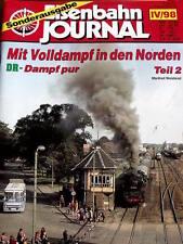 Eisenbahn Journal n°4 1998 - Mit Volldampf in Den Norden Teil 2  - Tr.20