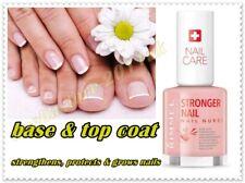 Rimmel London Nail Nurse Stronger Nail Base Coat Protects Nails  Shiny 12 ml