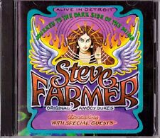 STEVE FARMER Journey to the Dark Side of the Mind CD Psych ex-Amboy Dukes SEALED