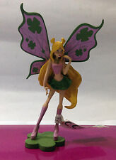 Winx Club Figure Rubber Flora Tecna Stella Layla Bloom Roxy Muse Comansi 92180