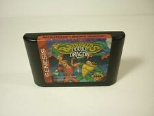 Battletoads Double Dragon: The Ultimate Team (Sega Genesis, 1993) - TESTED Game