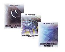 Jeppesen A&P Textbook Bundle (General, Powerplant & Airframe) - 10011905