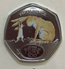 More details for guess how much i love you 50p coin only 4,000 minted