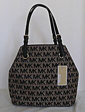 Michael Kors - Jet Set Item Grab Bag Signature Jacquard - Black