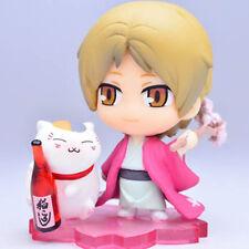 Natsume Yujinchou 2'' Spring Pink Kimono Trading Figure Licensed NEW