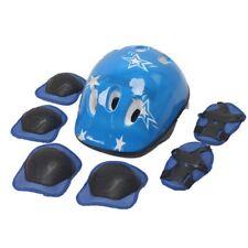 6Pcs/7Pcs Kids Elbow Wrist Knee Pads and Helmet Sport Skate Cycling Protective