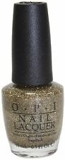 OPI All Sparkly & Gold HL E13 Nail Lacquer Polish 15ml Christmas Gift US Seller