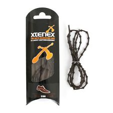 Xtenex Schnürsenkel Dress X100 selbstbindender Multifunktionsschnürsenkel braun