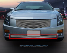 For 2003 - 2007 Cadillac CTS Polished Billet Grille Upper Gril Insert Fedar