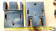 Witels Albert Metal Wire Straightener Mounting Plates Feeder Fixture Germany
