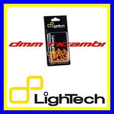 Kit Viti Ergal Carena LIGHTECH KAWASAKI ZX-10R 1000 NINJA 16>17 Oro 2016 2017