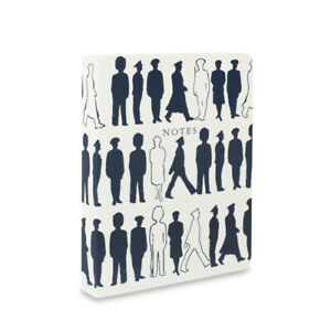 A6 Plain Page Soft Notebook Note Book Pad Journal Diary SSAFA Silhouette Range