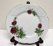 ROYAL ALBERT ROYAL CANADIAN ROSE BONE CHINA SALAD PLATE ENGLAND