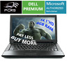 DELL LAPTOP LATiTUDE WINDOWS 10 CORE 2 DUO WIN DVD WIFI PC HD COMPUTER