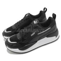 Puma X-Ray 2 Square Black White Men Women Unisex Casual Lifestyle Shoe 373108-08