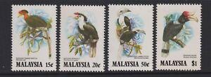 Malaisie - 1983, Calaos De Malaisie, Oiseaux Ensemble - MNH - Sg 280/3