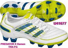 adidas PREDATOR X TRX FG Nocken W Damen Fußballschuhe U41677 weiss NEU,OVP