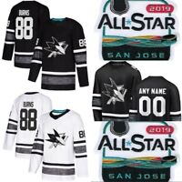 hockey Jerseys 2019 all star san jose burns crosby Matthews Eichel Kucherov