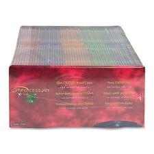 Compucessory Slim CD/DVD Jewel Cases - CCS55403