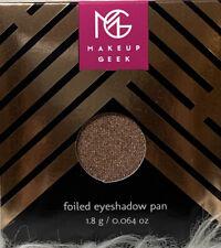 "BNIB Makeup Geek Eye Shadow ~ Foiled ""GRANDSTAND""~ Round pan Single"