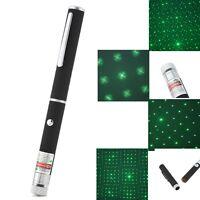 1PC Laser Beam Pointer Pen Lazer 1mw Presentation Pens Cat Light Toy Green Color